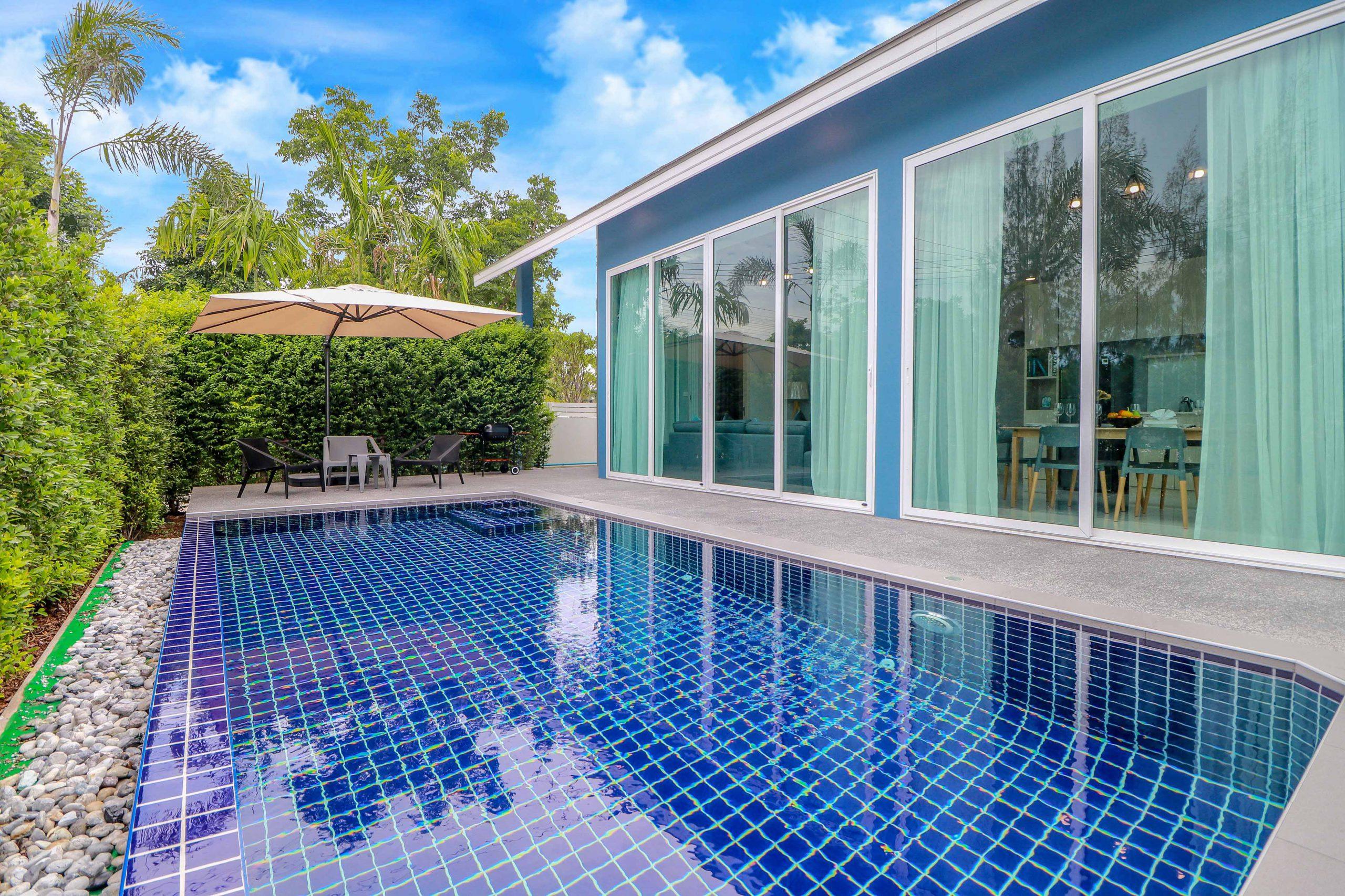 Chaum Haus Pool Villa A #48