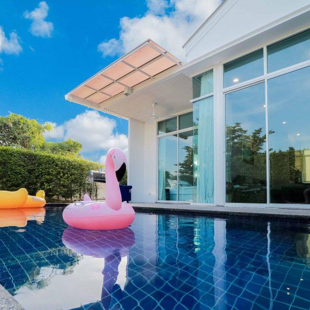 Chaum Haus Pool Villa B #39 and #40