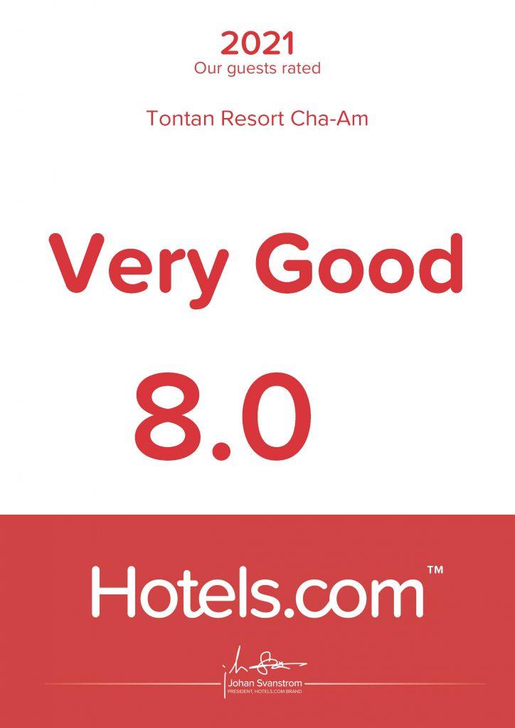Tontan Resort Cha-am - Hotels.com Guest Review 2021