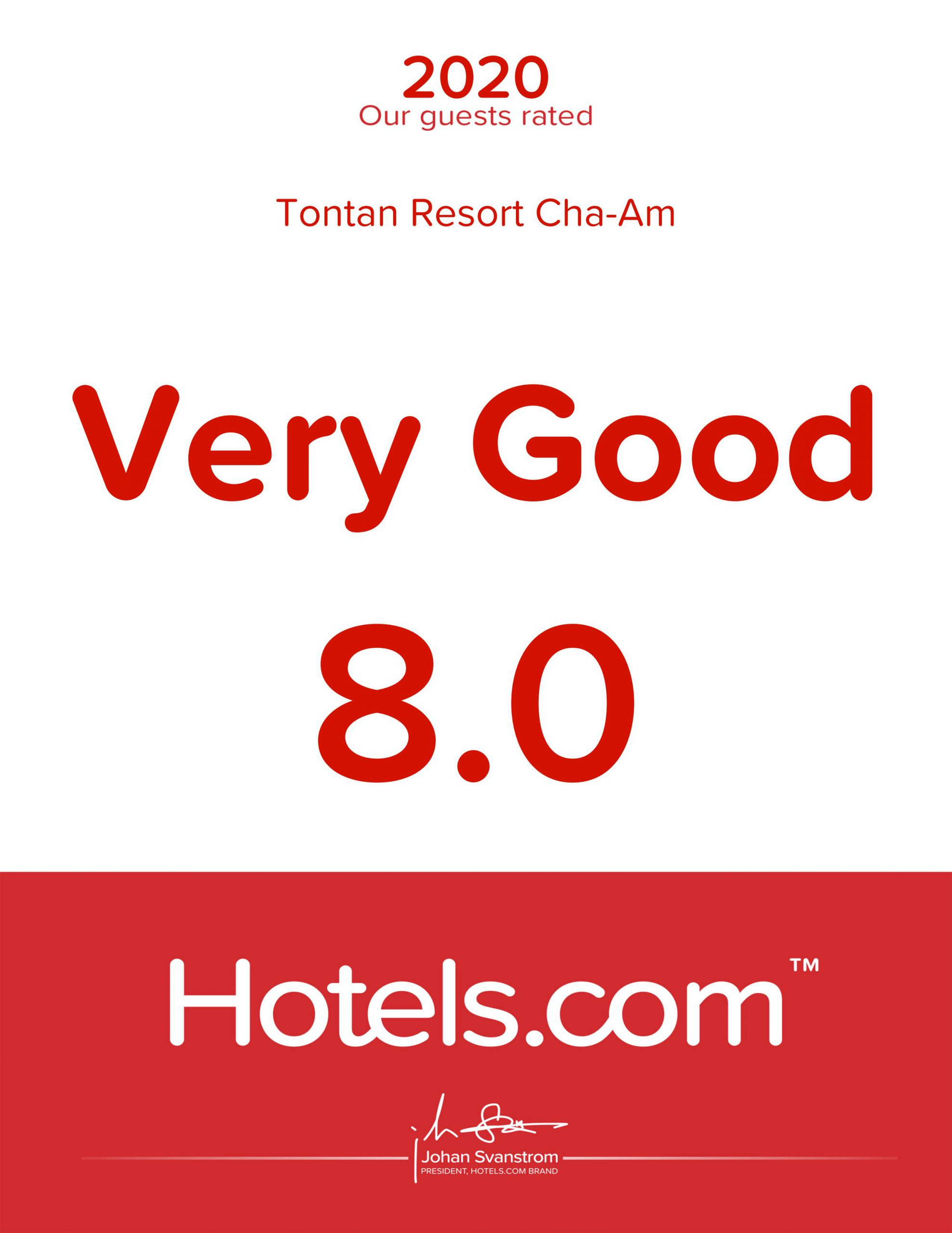Tontan Resort Cha-am - Hotels.com Guest Review 2020