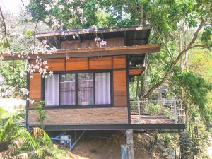 Goodvibes Cabins Chiang Mai - Deluxe Villa