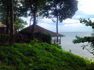 Bamboo Cottage Beach Front