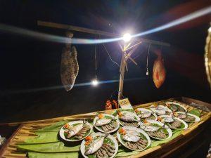 ร้านอาหารซันเซ็ท เกาะจัมรีสอร์ท กระบี่