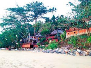 เกาะจัมรีสอร์ท กระบี่
