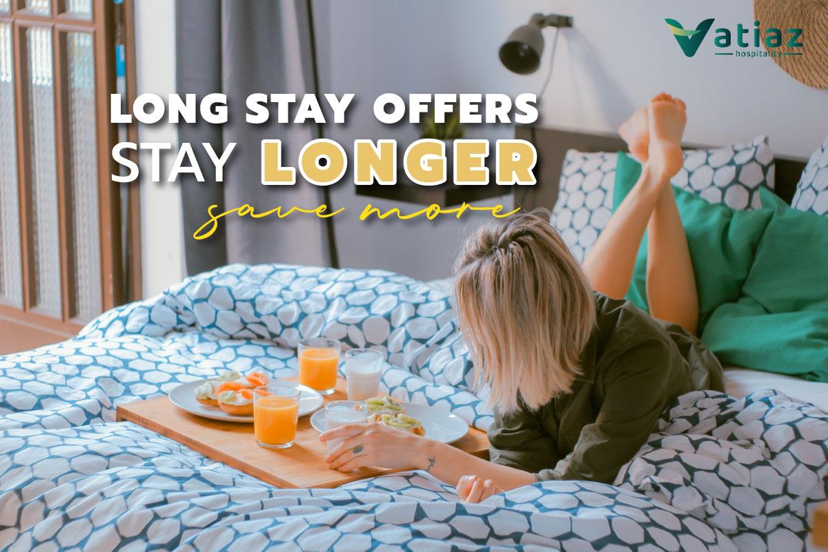 long stay promotion - โปรโมชั่น ห้องพักโรงแรมรายเดือน รายสัปดาห์